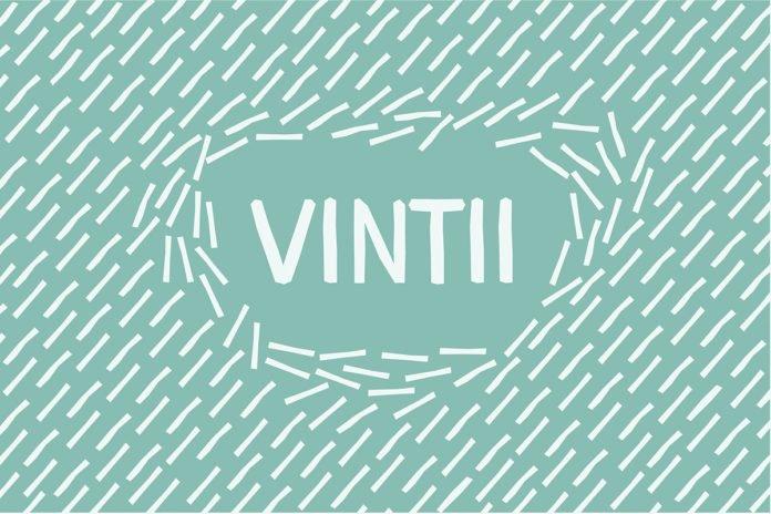 Free Vintii Display Font