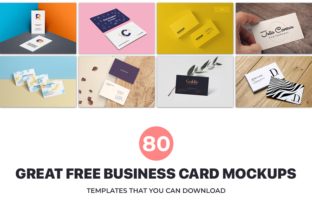 80 great free business card mockups templates that you can download 80 great free business card mockups templates that you can download wajeb