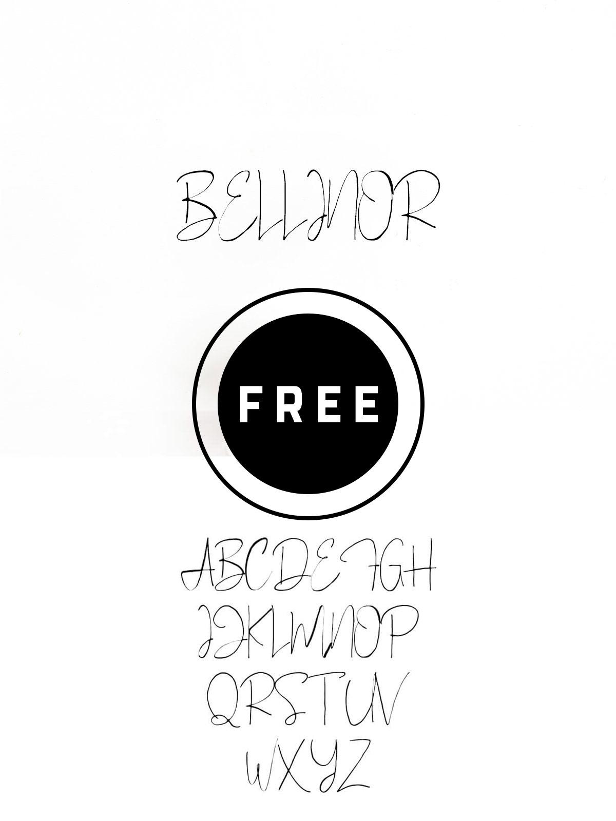 80+ Best Free Cursive Fonts