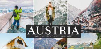 Free Austria Lightroom Preset