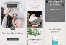 Free Bloggers Instagram Stories Templates