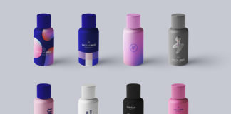 Free Just Bottle Mockup