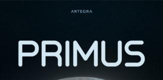 Free Primus Display Font