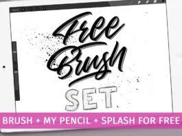 Free Procreate Brush Pack
