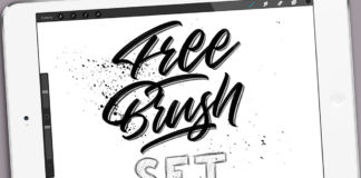 Free Procreate Brush Pack