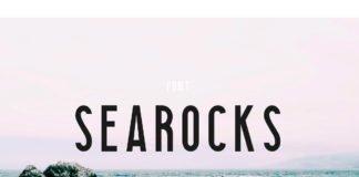 Free Searocks Condensed Sans Serif Font