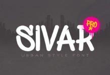 Free SivarPro Display Font