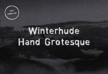 Free Winterhude Hand Grotesque Font