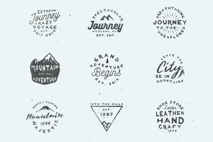 20 Free Vintage Logo Templates
