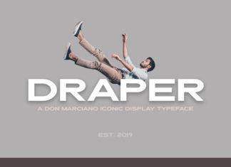 Free Draper Sans Serif Font