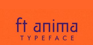 Free FT Anima Sans Serif Font Family