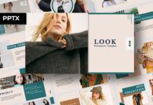 Free Look Powerpoint Template