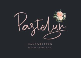 Free Pastelyn Handwritten Font