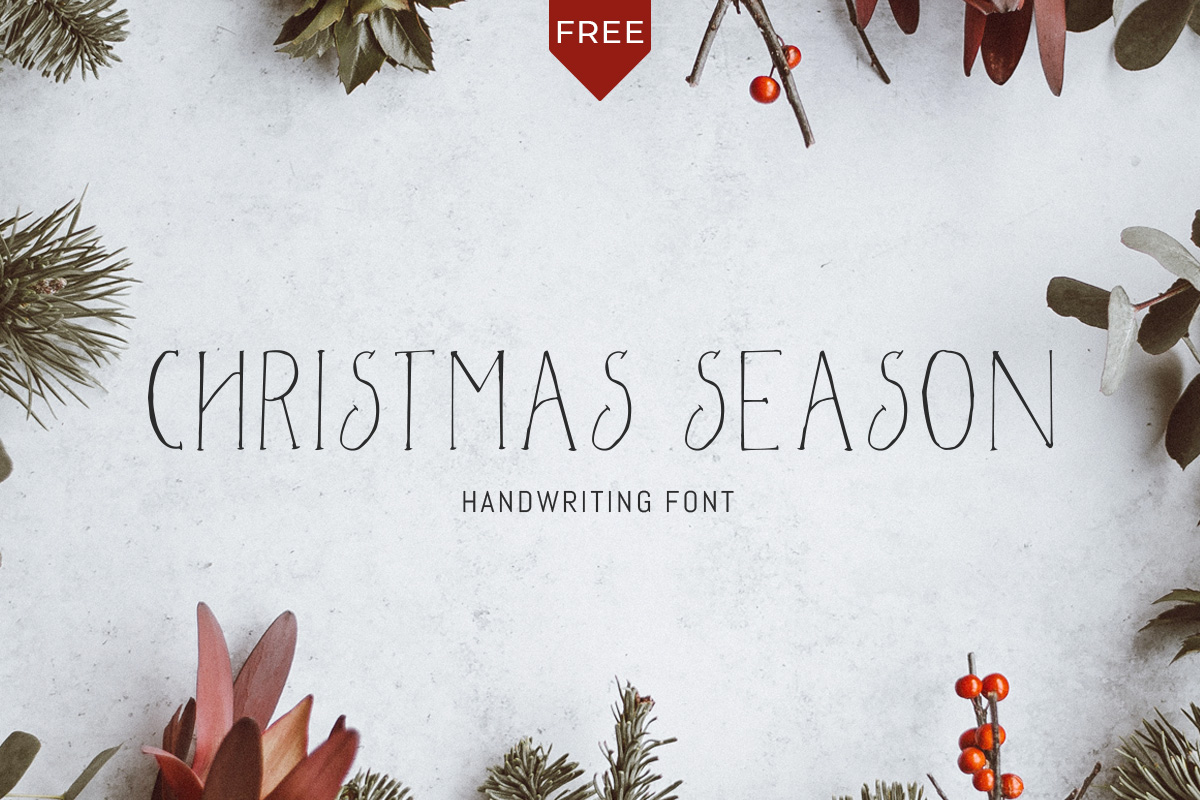 Christmas Fonts for All Your Holiday