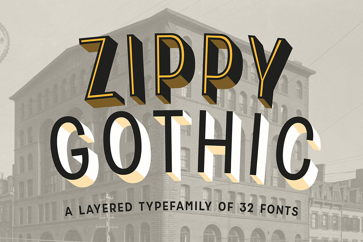 50+ Best Condensed & Narrow Fonts of 2019