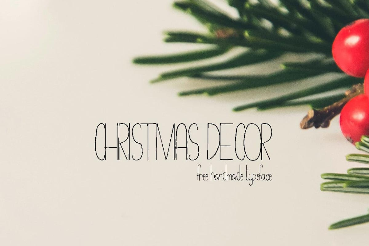 Free Christmas Fonts.30 Best Free Christmas Fonts For All Your Holiday Designs Needs