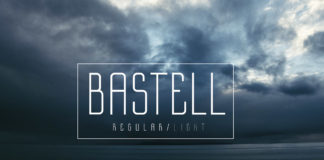 Free Bastell Sans Serif Font Family
