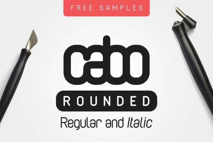 Free Cabo Rounded Sans Serif Font