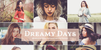 Free Dreamy Days Lightroom Preset