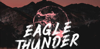 Free Eagle Thunder Brush Font