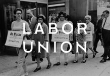 Free Labor Union Regular Font