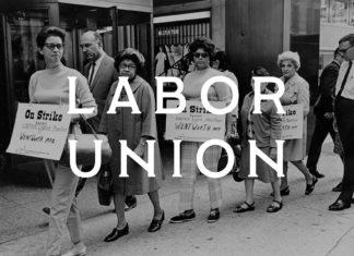 Free Labor Union Regular Font
