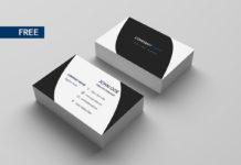 Free Print Design Business Card Template
