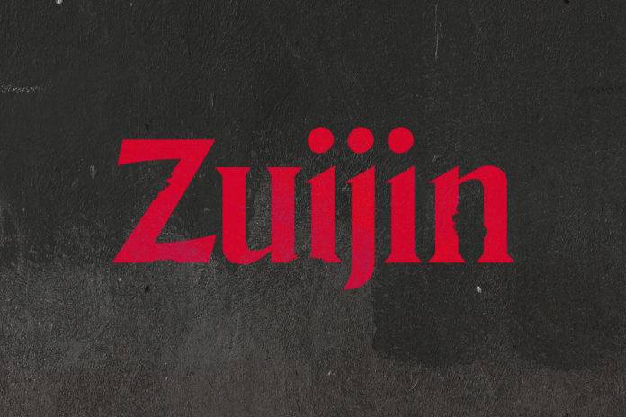 Free Zuijin Serif Font