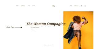Free Concept Store UI XD Kit