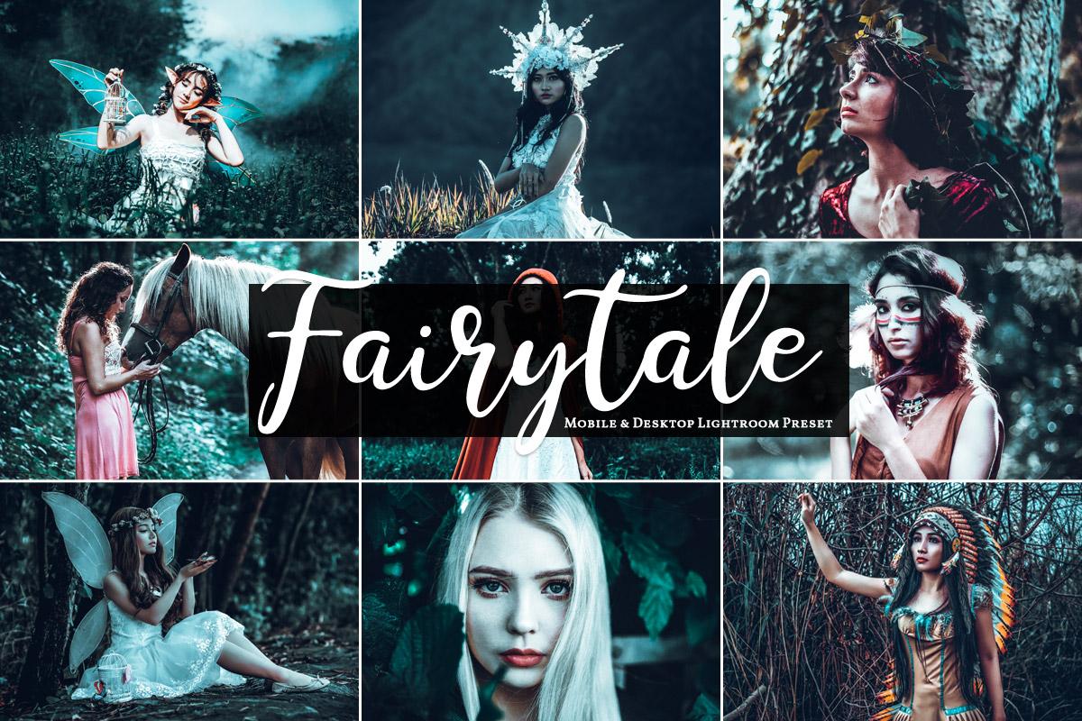 Free Fairytale Mobile & Desktop Lightroom Preset - Creativetacos