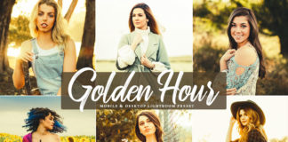 Free Golden Hour Lightroom Preset