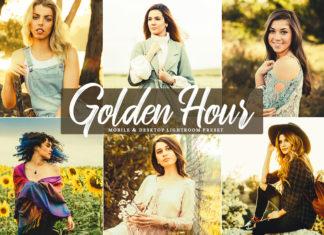 Free Golden Hour Lightroom Preset