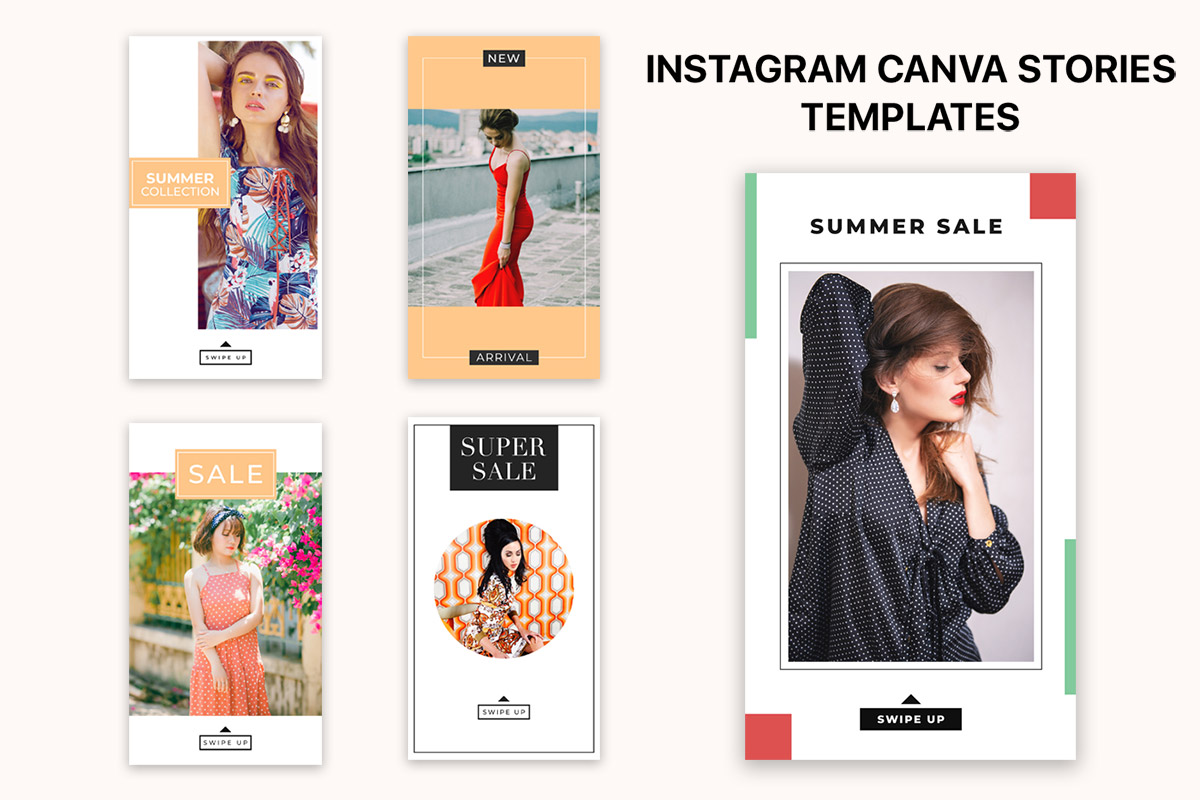 Free Instagram Canva Stories Templates Creativetacos