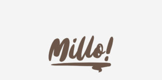 Free Millo Display Font