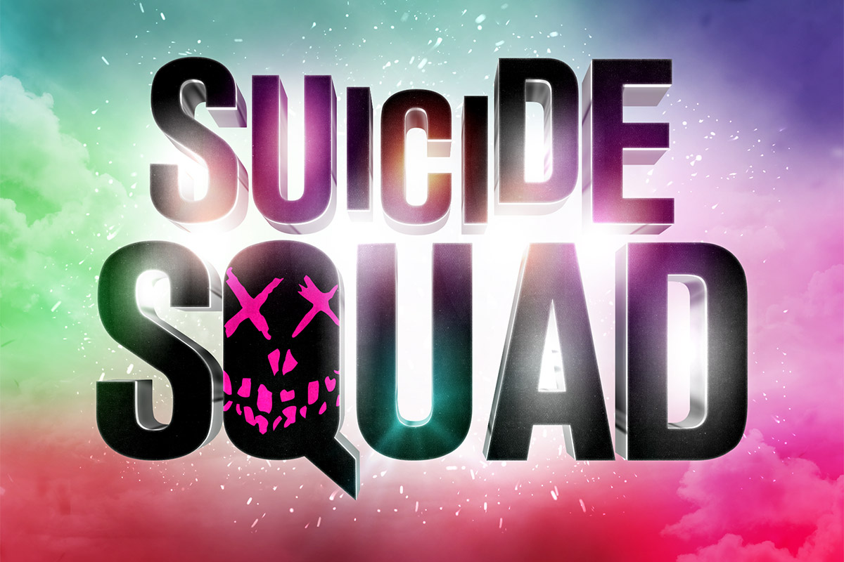 Free Suicide Squad Cinematic Text Effect