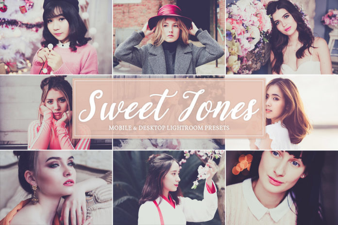 Free Sweet Tones Lightroom Preset