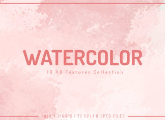 Free Watercolor Splash Textures