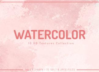 Free Watercolor Splash Textures