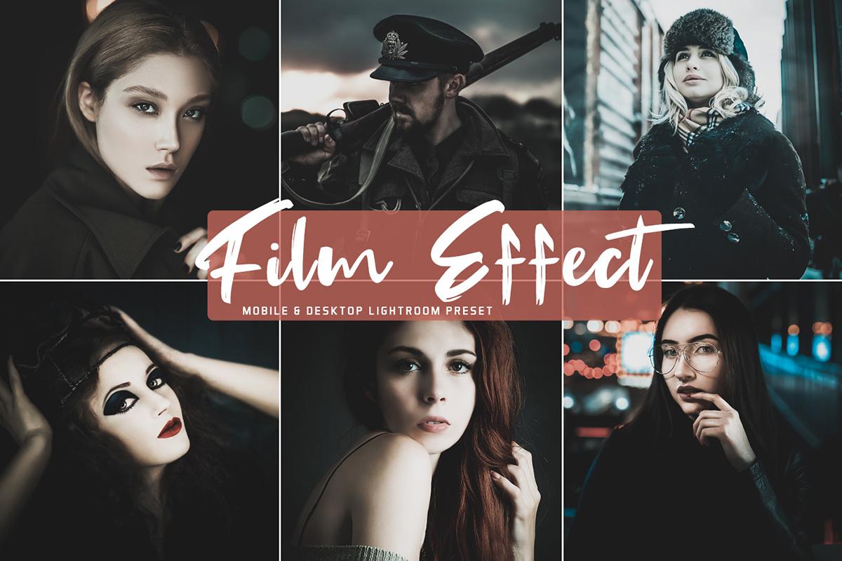 Free Film Effect Lightroom Preset