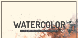 Free Grunge Watercolor Textures Collection