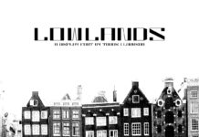 Free Lowlands Display Font