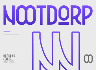 Free Nootdorp Sans Serif Font