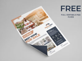 Free Real Estate Flyer