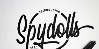 Free Spydolls Script Font