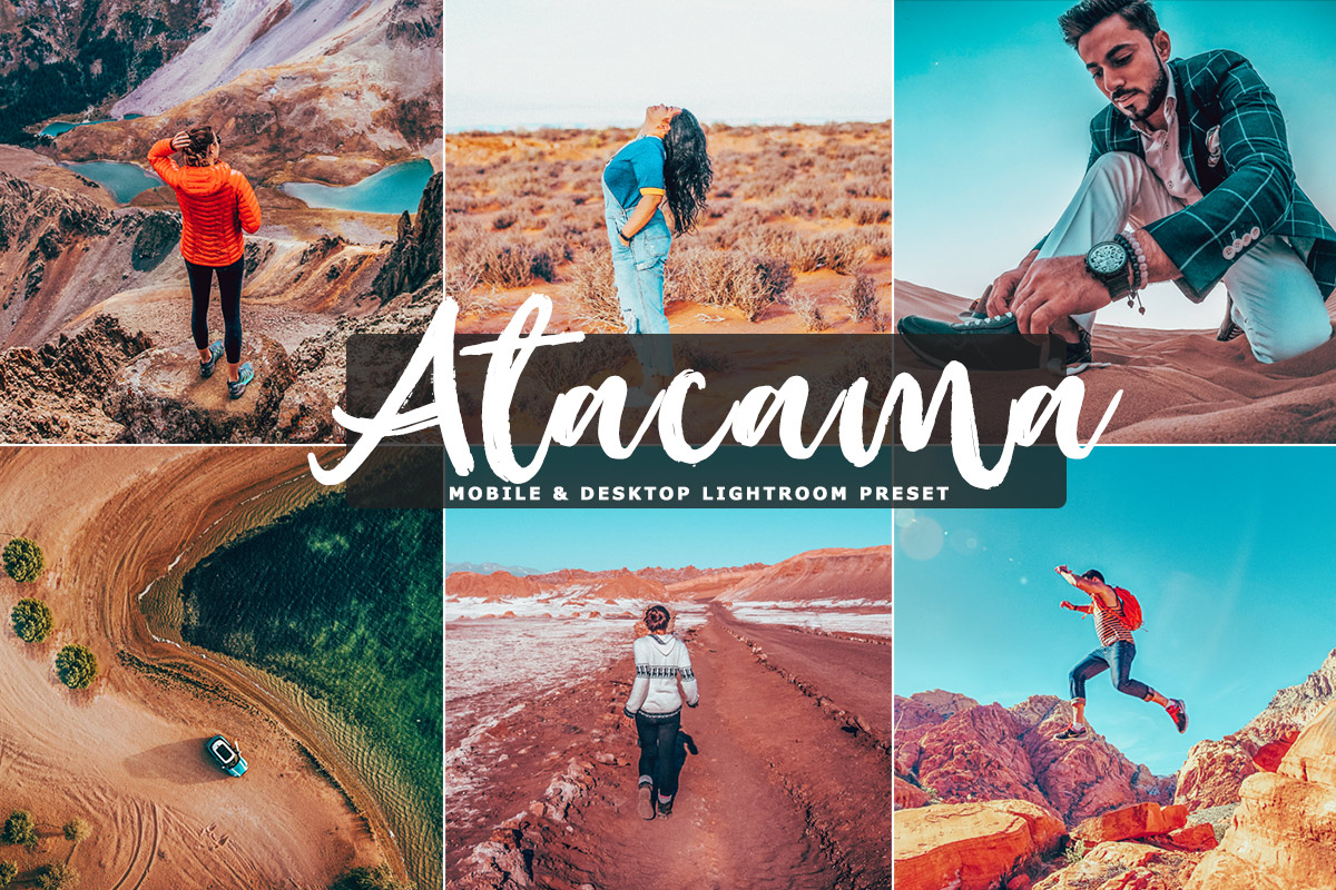 Free Atacama Mobile & Desktop Lightroom Preset - Creativetacos