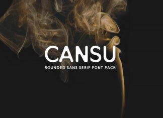 Free Cansu Sans Serif Font Pack