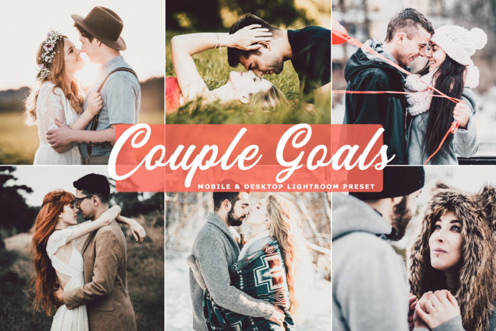 Free Couple Goals Lightroom Preset