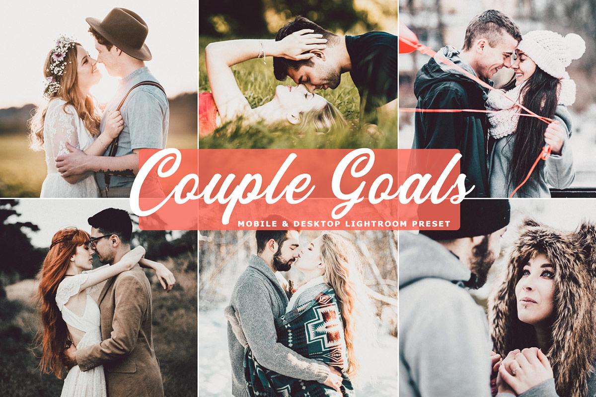 Free Couple Goals Lightroom Preset