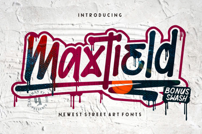 Free Maxtield Display Font