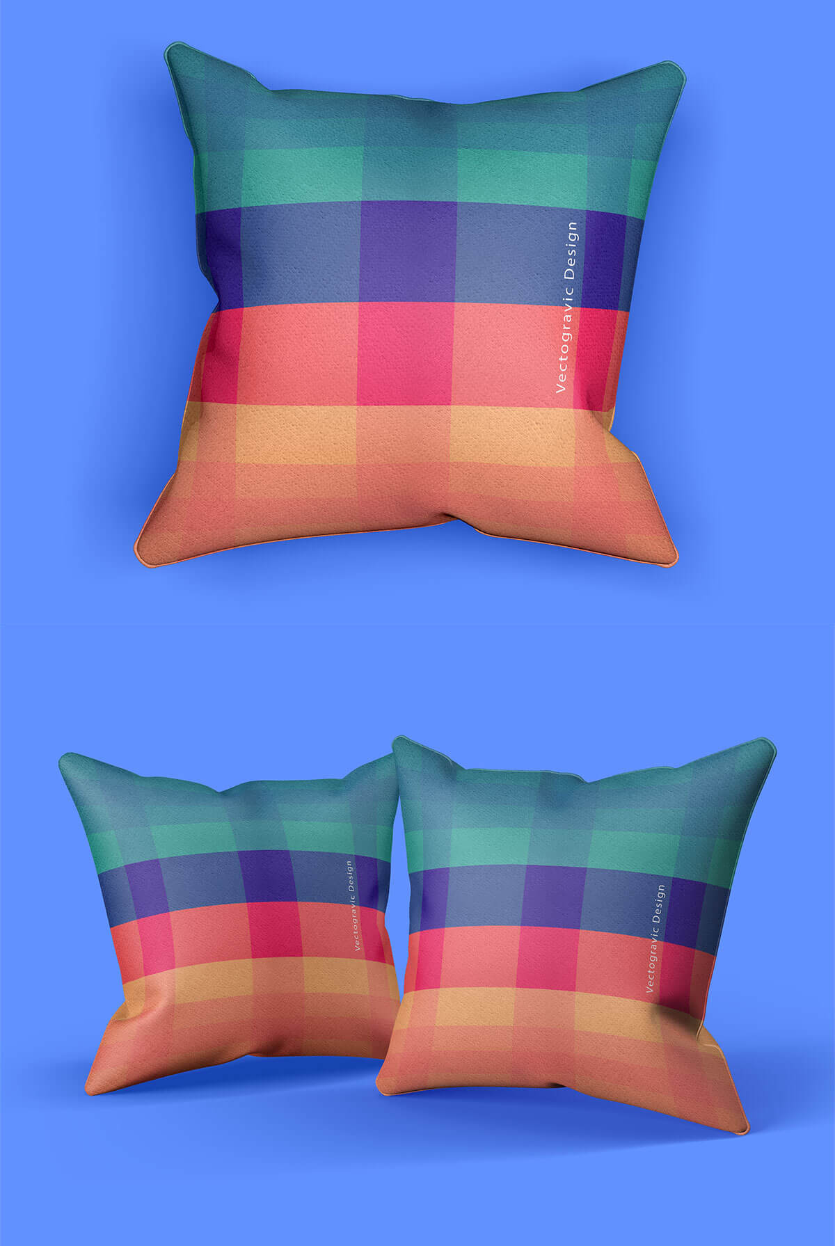 Free Pillow Mockup Pack
